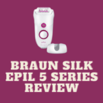 Braun silk epil 5 series
