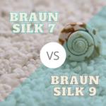 BraunSilk 9 vs 7